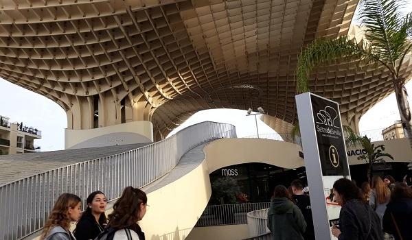 Projet erasmus Lycée d'Alembert Paris