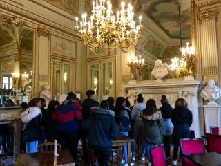 Lycée d'Alembert-comédie Française