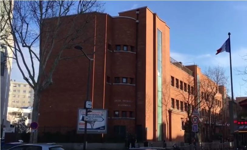 Lycée d'Alembert Paris